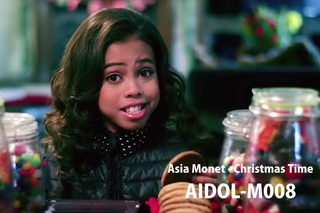 AIDOL-M008 Asia Monet - Christmas Time - HD 720p